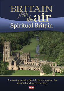 Britain From The Air: Spiritual Britain (DVD)