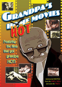 Grandpas Hot Movies (DVD)