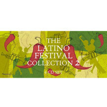 The Latino Festival Collection 2 (CD)