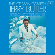Jerry Butler - The Iceman Cometh (VINYL ALBUM)