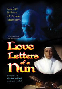 Love Letters Of A Nun (DVD)