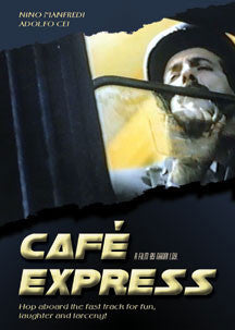 Cafe Express (DVD)
