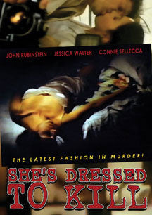 She's Dressed To Kill (DVD)