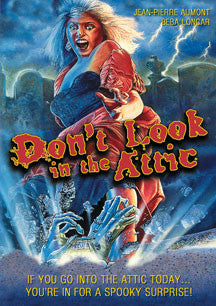 Don't Look In The Attic (DVD)