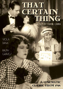 That Certain Thing (DVD)