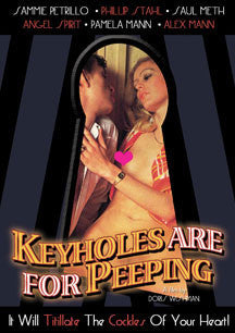 Keyholes Are For Peeping (DVD)