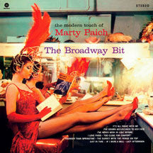 Marty Paich - The Broadway Bit (VINYL ALBUM)