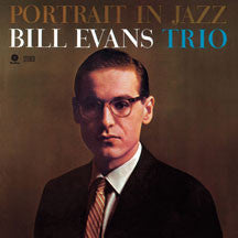 Bill (Trio) Evans - Portrait In Jazz (VINYL ALBUM)