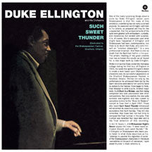 Duke Ellington - Such Sweet Thunder (VINYL ALBUM)