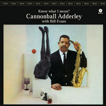 Cannonball Adderley - Know What I Mean? (VINYL ALBUM)
