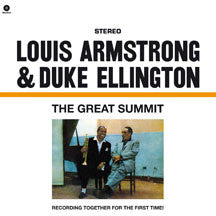 Armstrong, Louis / Ellington, - The Great Summit (VINYL ALBUM)