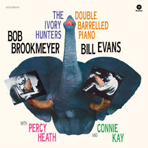 Bill Evans & Bob Brookmeyer - Ivory Hunters (VINYL ALBUM)