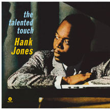 Hank Jones - The Talented Touch (VINYL ALBUM)