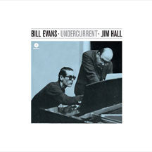 Bill & Jim Evans - Undercurrent (VINYL ALBUM)