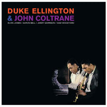 Ellington, Duke & Coltrane, Jo - Ellington & Coltrane (VINYL ALBUM)