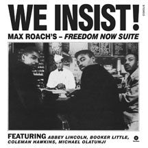 Max Roach - We Insist! + 1 Bonus Track (VINYL ALBUM)