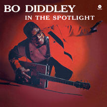 Bo Diddley - In The Spotlight  + 2 Bonus Tracks (VINYL ALBUM)