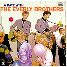 Everly Brothers - A Date With + 4 Bonus Tracks (VINYL ALBUM)