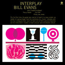 Bill Evans - Interplay + 2 Bonus Tracks (VINYL ALBUM)