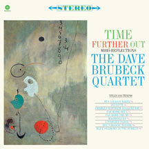 Dave Brubeck - Time Further Out + 1 Bonus Track (VINYL ALBUM)