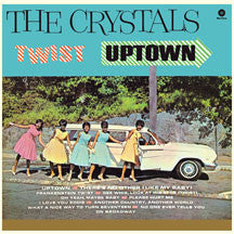 Crystals - Twist Uptown (VINYL ALBUM)