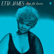 Etta James - Sings For Lovers + 2 Bonus Tracks (VINYL ALBUM)