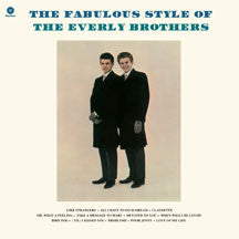 Everly Brothers - The Fabulous Style Of + 2 Bonus Tracks (VINYL ALBUM)