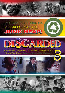 Discarded Volume 3 (DVD)