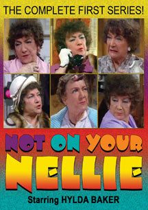 Not On Your Nellie: The Complete First Series (DVD)