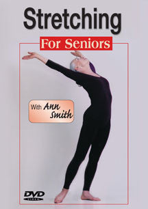 Ann Smith - Stretching For Seniors (DVD)