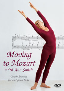 Ann Smith - Moving To Mozart (DVD)
