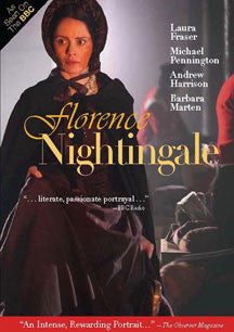 Laura Faser - Florence Nightingale (DVD)
