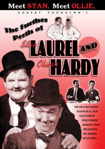 Further Perils Of Laurel & Hardy (DVD)