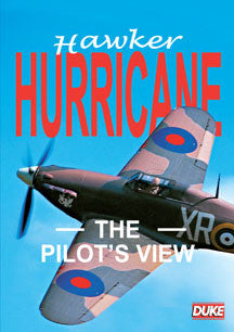 Pilot's View: Hawker Hurricane (DVD)