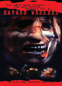 Savage Weekend (DVD)