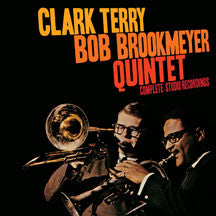 Terry, Clark & Brookmeyer, Bob (quintet) - Complete Studio Recordings (CD)
