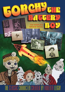 Torchy The Battery Boy: The Complete First Series (DVD)