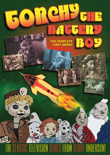 Torchy The Battery Boy: The Complete Second Series (DVD)