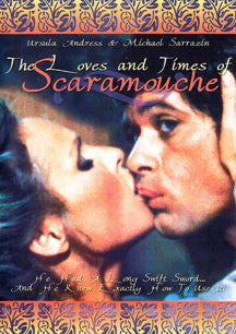 The Loves And Times Of Scaramouche (DVD)