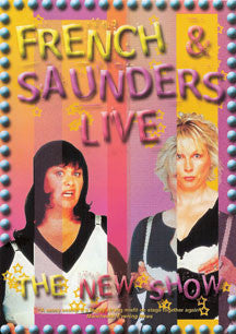 French & Saunders Live: The New Show! (DVD)