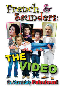 French & Saunders: The Video (DVD)
