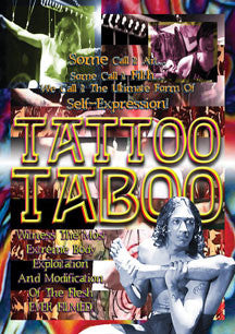 Tattoo Taboo (DVD)