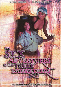 The Sex Adventures Of The Three Musketeers (DVD)