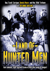Land Of Hunted Men (DVD)