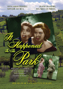 It Happened In The Park (villa Borghese) (DVD)
