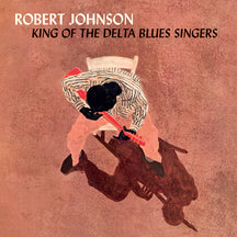 Robert Johnson - King of the Delta Blues Singers + 2 Bonus Tracks! (LP)