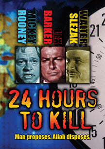 24 Hours To Kill (DVD)