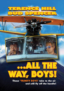 ...All The Way, Boys! (DVD)
