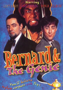 Bernard And The Genie (DVD)