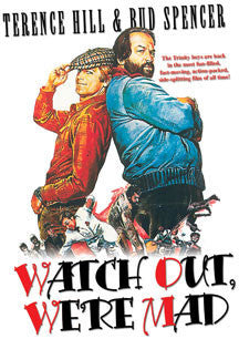Watch Out We're Mad (DVD)